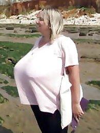BBW Nude Porn